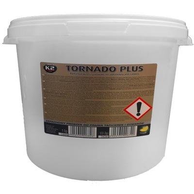 k2 TORNADO PLUS 12kg proszek do prania tapicerki