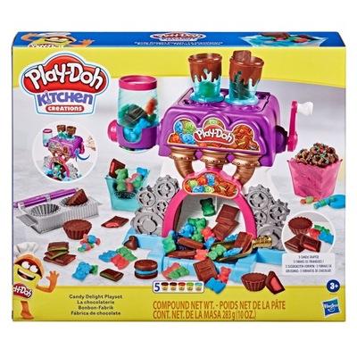 Play Doh Wielka Fabryka Czekolady E9844