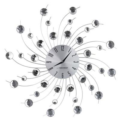 БОЛЬШОЙ часы instagram СТИЛЬНЫЙ 50см CRISTAL Diamond