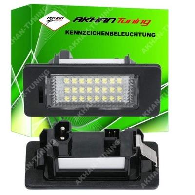 AKHAN KB135 OSWIETLENIE TABLICY REJESTRACYJNEJ LED, фото