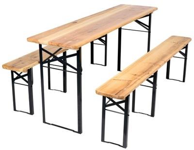 комплект ПИВО лавка садовый БАР стол 2x СКАМЕЙКИ