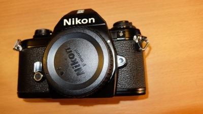 Body Nikon EM M90 + obiektyw tele gratis