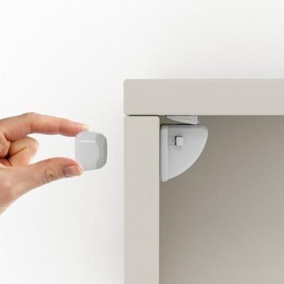 10+2 Magnetyczna blokada do mebli szafek szuflad