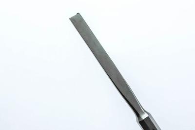 Osteotom kostny dwuspadowy 10 mm (8/86) Dłuto