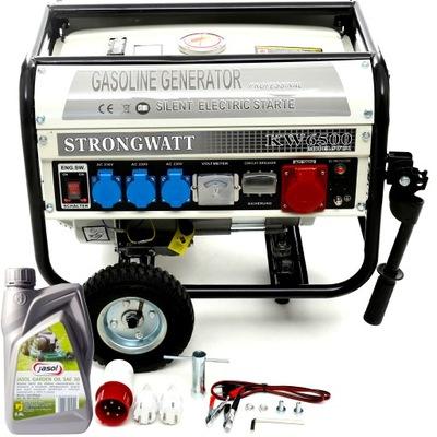 Приводимый в действие генераторная instagram ТОКА SW131 2 ,5КВТ 2500W +масло