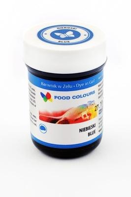 Краситель пищевой в желе Синий 35g