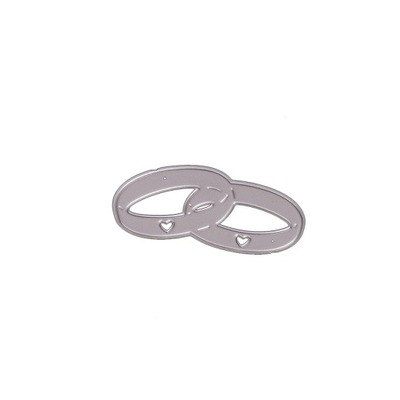 Wykrojnik кольца , 2 ,6х5,4 см