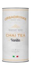 Chai Tea, Chai Latte. Ваниль 1кг - банка