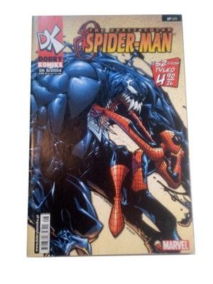 SPECTACULAR SPIDER-MAN 8/2004