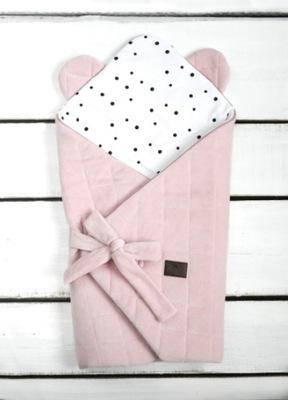 Háčkovanie dieťa novorodencov Ružová, Sleepee