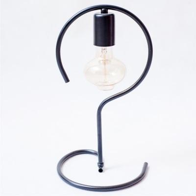nočné SVETLO Stôl, stolná lampa Loft Vintage