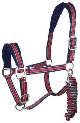 Kantar Calipso + uwiąz cob zestaw kolory dla koni