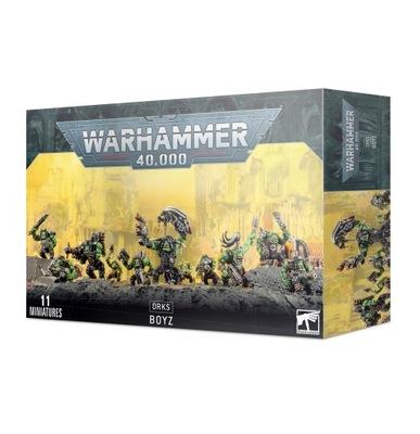 Warhammer 40K - Ork Boyz