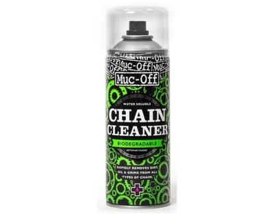 MUC-OFF BIO CHAIN CLEANER 400ml Spray do łańcucha