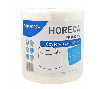Czyściwo Przemysłowe Celuloza 260m HORECA 1Rolka