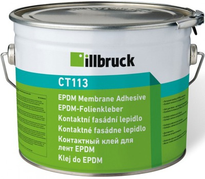 Illbruck CT113 klej EPDM gumy folii 4,7 kg