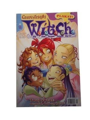 W.I.T.C.H. CZARODZIEJKI nr 56 2005 r.