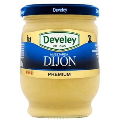 [ŚD] Musztarda DEVELEY Dijon Premium 270g