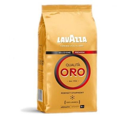 Qualita Oro кофе ? зернах жареный 1кг свежий