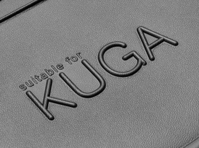 FORD KUGA / KUGA II 2008-2019 MATA WKŁAD BAGAŻNIKA