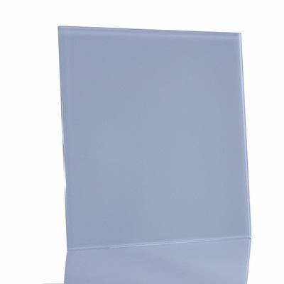 Panel do wentylatora lub ramki szkło białe PTG100