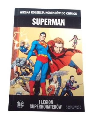 WKKDC 74. SUPERMAN i LEGION SUPERBOHATERÓW