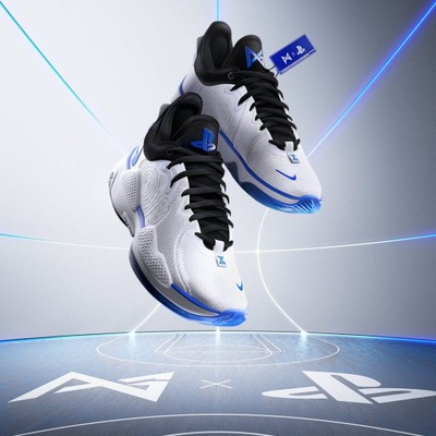 """Buty do koszykówki Nike PG 5 """"PlayStation 5"""" r. 40"""