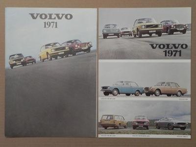 VOLVO - 142 / 144 / 145 / 164 / 1800 E - 1971 r
