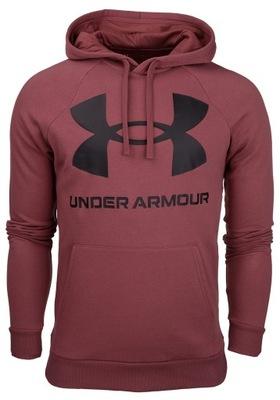 Under Armour bluza męska z kapturem roz.M