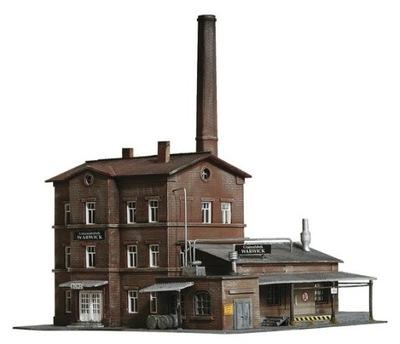 Объект Здание завода Warwic Piko 60010 Масштаб N