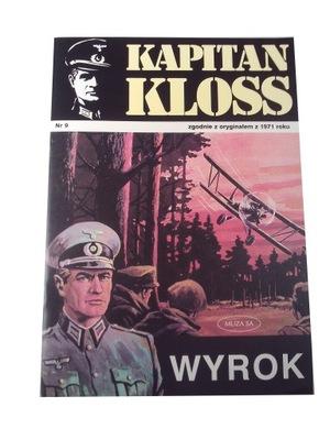 KAPITAN KLOSS 9. WYROK 2001 r.