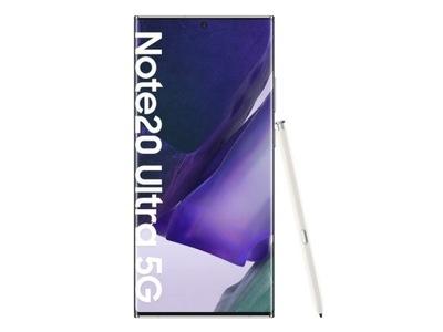 Samsung Galaxy Note 20 Ultra (5G) N986F Biały
