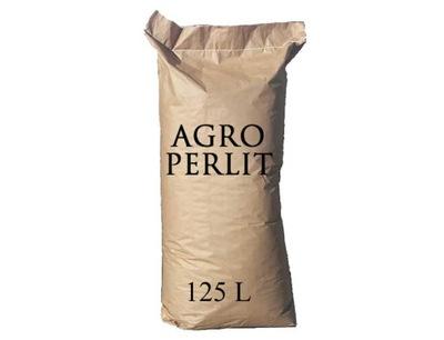 Перлит Агро 125L AGROPERLIT Фракция Ноль -3 мм EP-180