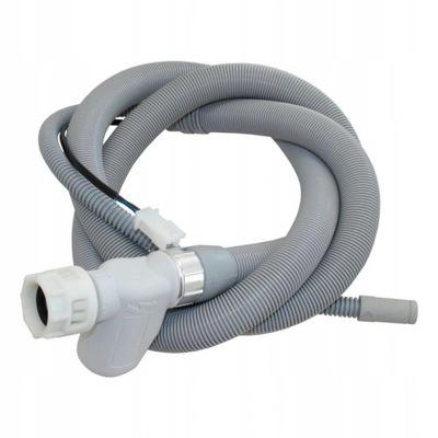 Wąż dopływowy Aquastop do zmywarki HotPoint 1,6m