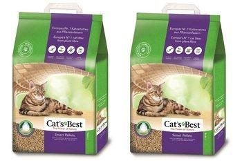Наполнитель Cats Best Smart pellets / Nature Gold 2x20l