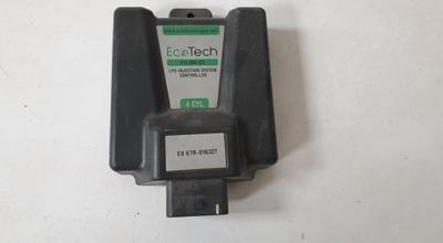 ECO TECH UNIDAD DE CONTROL GAS COMPUTADOR E8 67R-016327