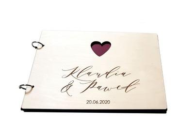 Album na ślub, prezent na ślub, rocznicę ślubu
