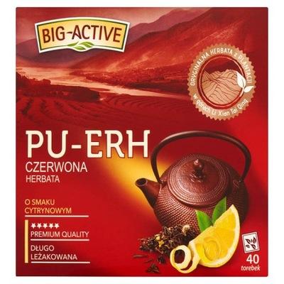 Big-Active Pu-Erh ??? красн . вкус цитрин .72g