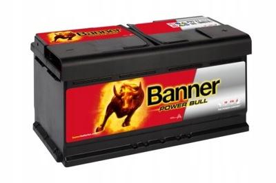 BANNER POWER BULL 95Ah 780A