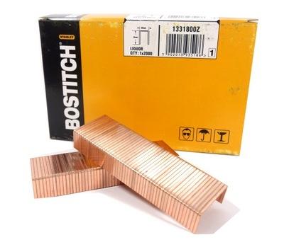 Zszywki do kartonów K33, typ: A 35x18mm Bostitch