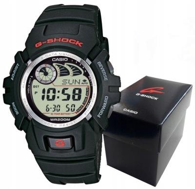 Zegarek dla chłopca Casio G-SHOCK G-2900F-1VER