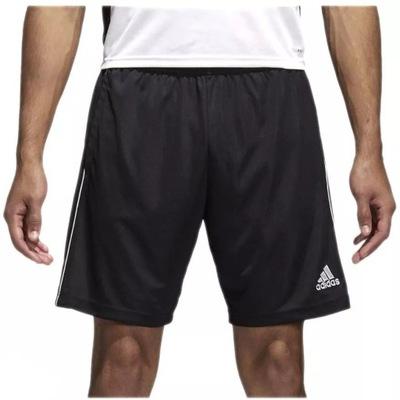 Spodenki Adidas Core XL treningowe czarne męskie