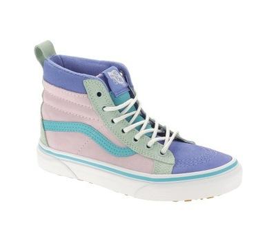 dziecięce buty Vans Sk8 Hi MTE MTEGlitter 8426356893