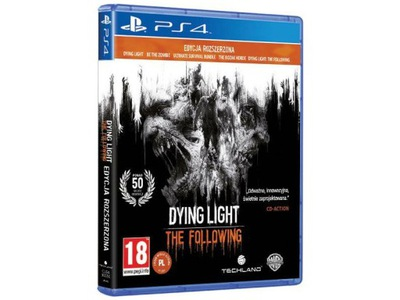 Gra PS4 Dying Light:The Following Enhanced Edition
