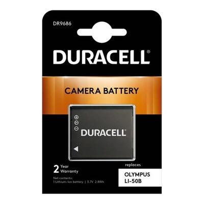 Bateria Duracell DR9686 zamiennik OLYMPUS LI-50B