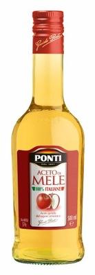 Ponti Aceto di Mele - Ocet jabłkowy (500 ml)