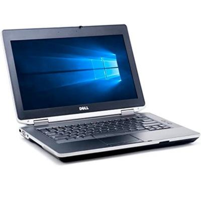 Dell e6430 i5-3230M 8GB 240GB SSD kamera Win10