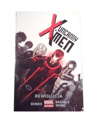 UNCANNY X-MEN 1. REWOLUCJA 2016 r. - nowy