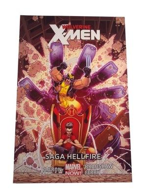 WOLVERINE i X-MEN 3. SAGA HELLFIRE 2016 r.