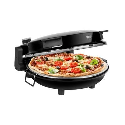 Piec do pizzy Teesa SUPREME 400°C 1200W 2 łopatki